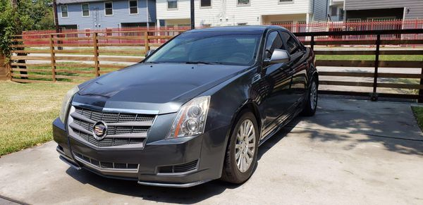 2010 Cadillac Cts For Sale In Houston Tx Offerup