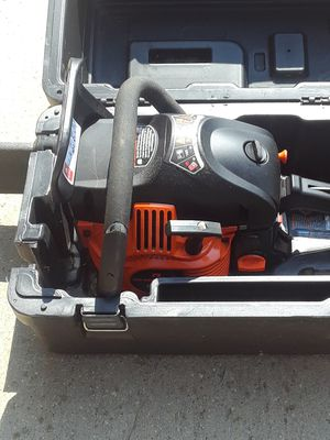 New chainsaw used one time out the box fresh for Sale in Fort Washington, MD