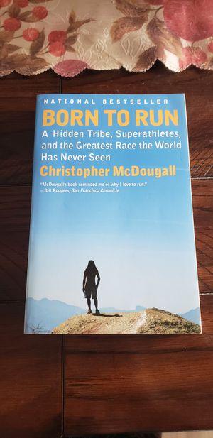 Born to Run Best Seller Book for Sale in Phoenix, AZ