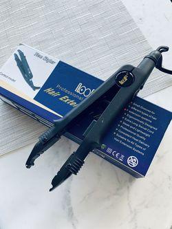 Professional Hair Extension Tool Iron Thumbnail