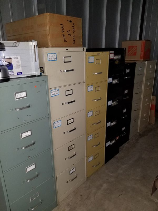 Filing cabinets $30ea for Sale in San Antonio, TX - OfferUp