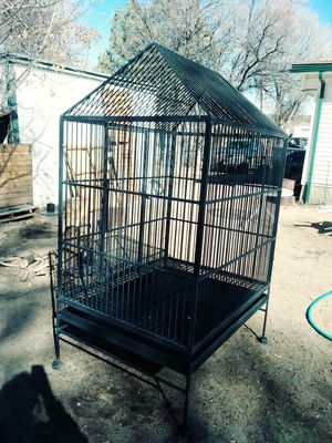 Large Metal Bird Cage for Sale in Denver, CO