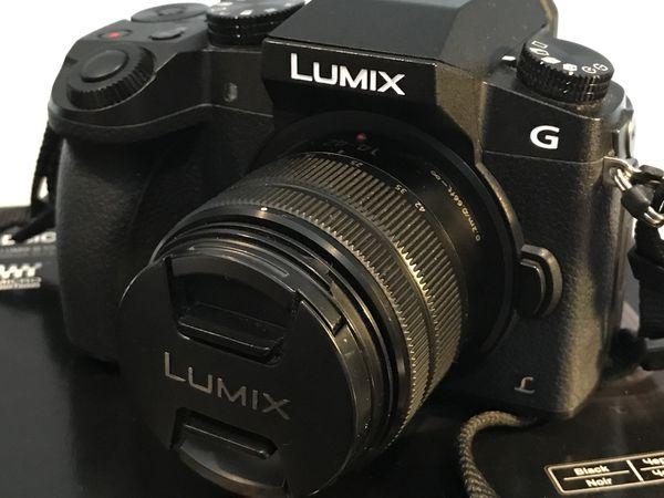 G7 Camera App