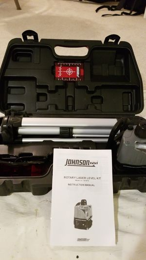 Rotary Laser Level kit for Sale in Annandale, VA