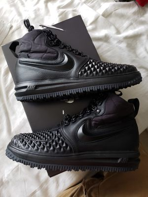 Nike air force one lunar duck boot for Sale in Chesterfield, VA