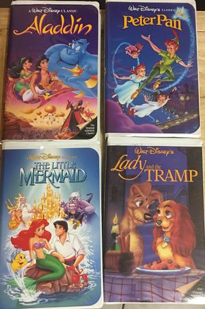 Collectible Disney VHS Movies for Sale in Detroit, MI