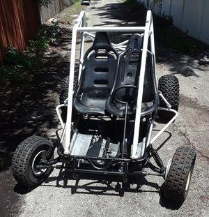 Big Tire & Frame Buggy Go Kart NO MOTOR Needs TLC for Sale in Hollywood, FL