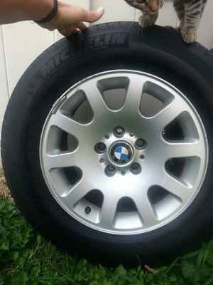 Bmw 16 'wheels for Sale in Chicago, IL