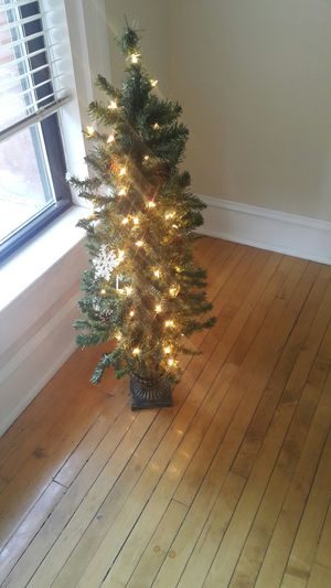Christmas tree, artificial for Sale in St. Louis, MO