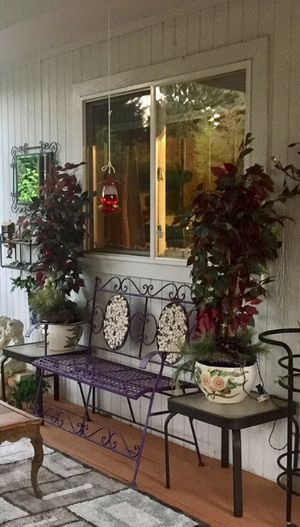 Lighted trees & pots for Sale in Puyallup, WA