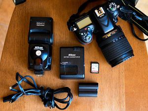 Nikon Camera Equipment Priced to Sell!!-$550 for Sale in Frederick, MD
