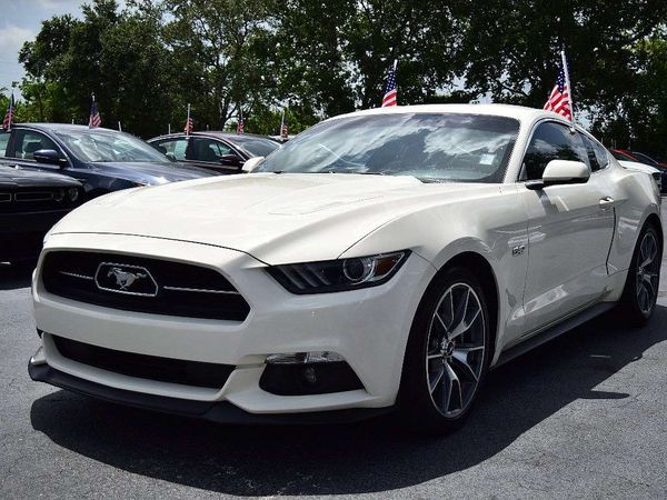 2015 Ford Mustang Gt 50th Anniversary Edition For Sale In Fort Lauderdale Fl Offerup