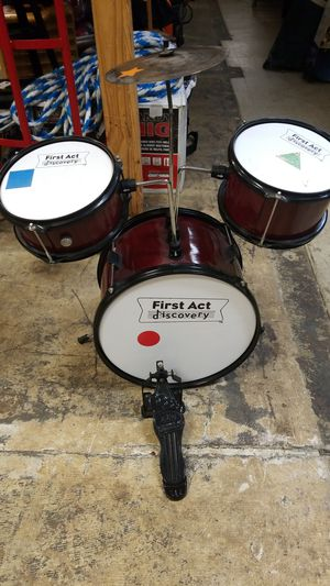 First act drum set for Sale in Apopka, FL