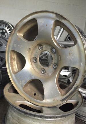 """Set of factory 16"""" ford f.150 rims, used for sale  Tulsa, OK"""