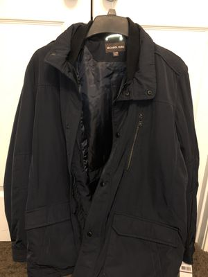 Brand New Men's Michael Kors Coat $450 for Sale in Wake Forest, NC