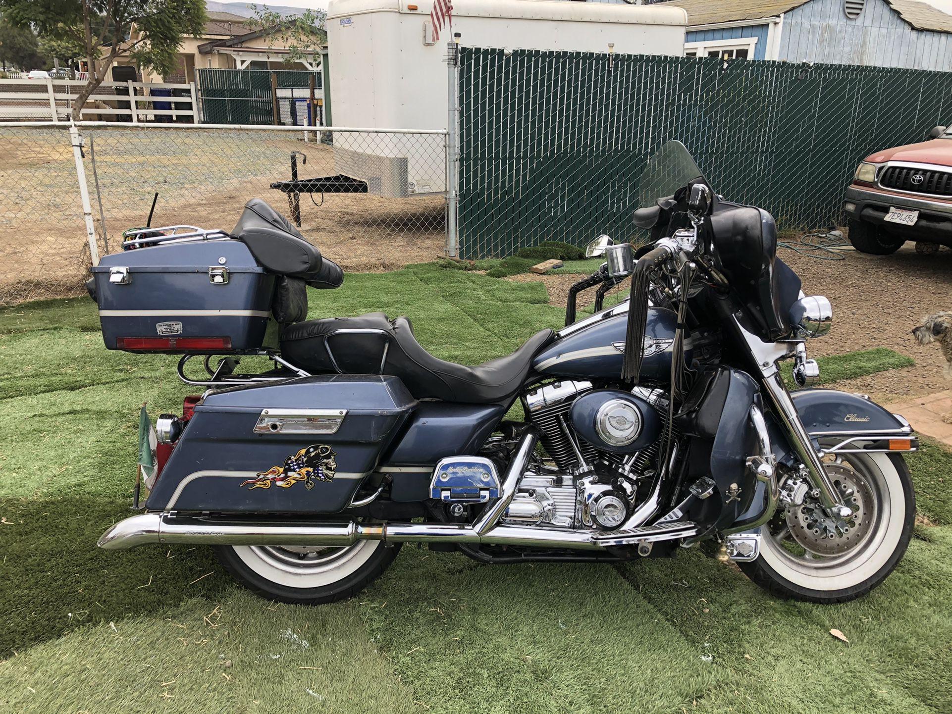 2003 Harley Davidson Electra glide
