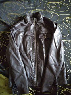 GBG Faux Leather Jacket Thumbnail