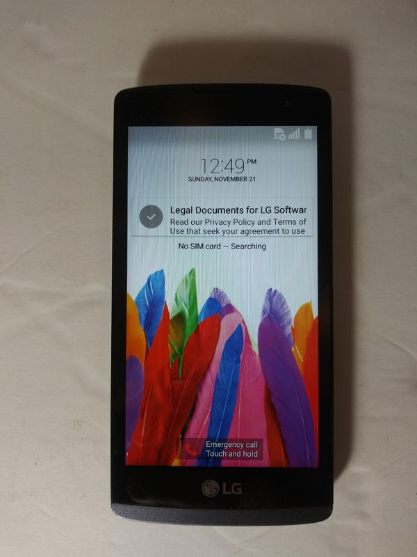 LG LEON LTE LGMS345 (METRO PCS PHONE) for Sale in Naperville, IL - OfferUp