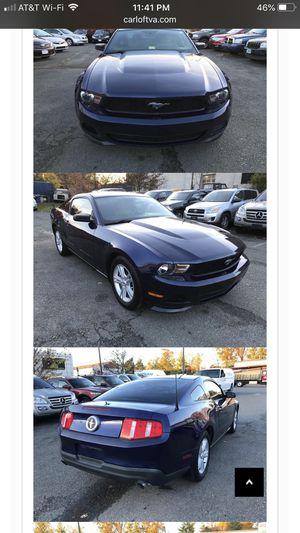 2012 FORD MUSTANG V6 for Sale in Rockville, MD