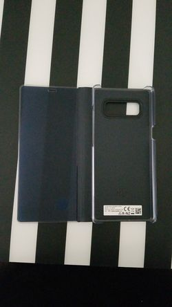 S-view flip cover for Samsung note 8 Thumbnail
