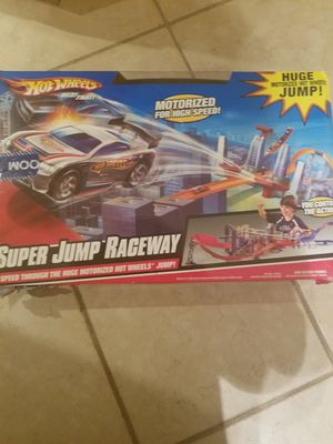 Super Jump Raceway- Hotwheels for sale  Tulsa, OK