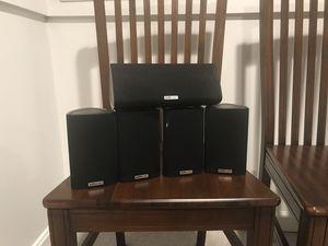 Polk Audio Speaker Set for Sale in Fairfax, VA