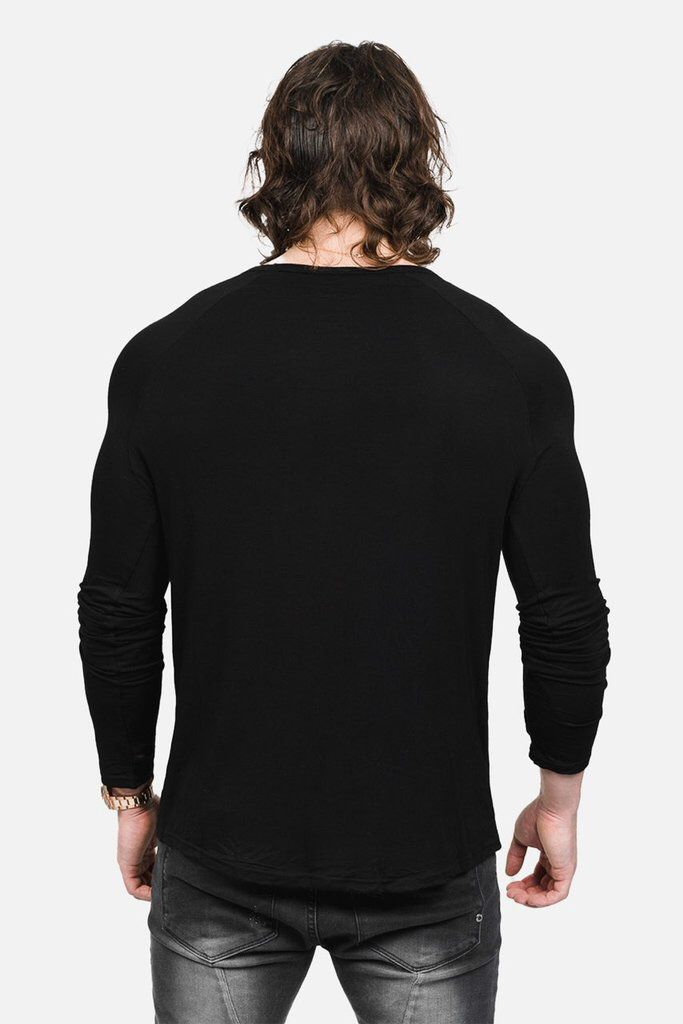Kino Clothing Raglan Long Sleeve Shirt