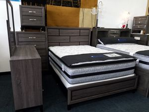 Special package queen size bedroom set $799 for Sale in Washington, DC