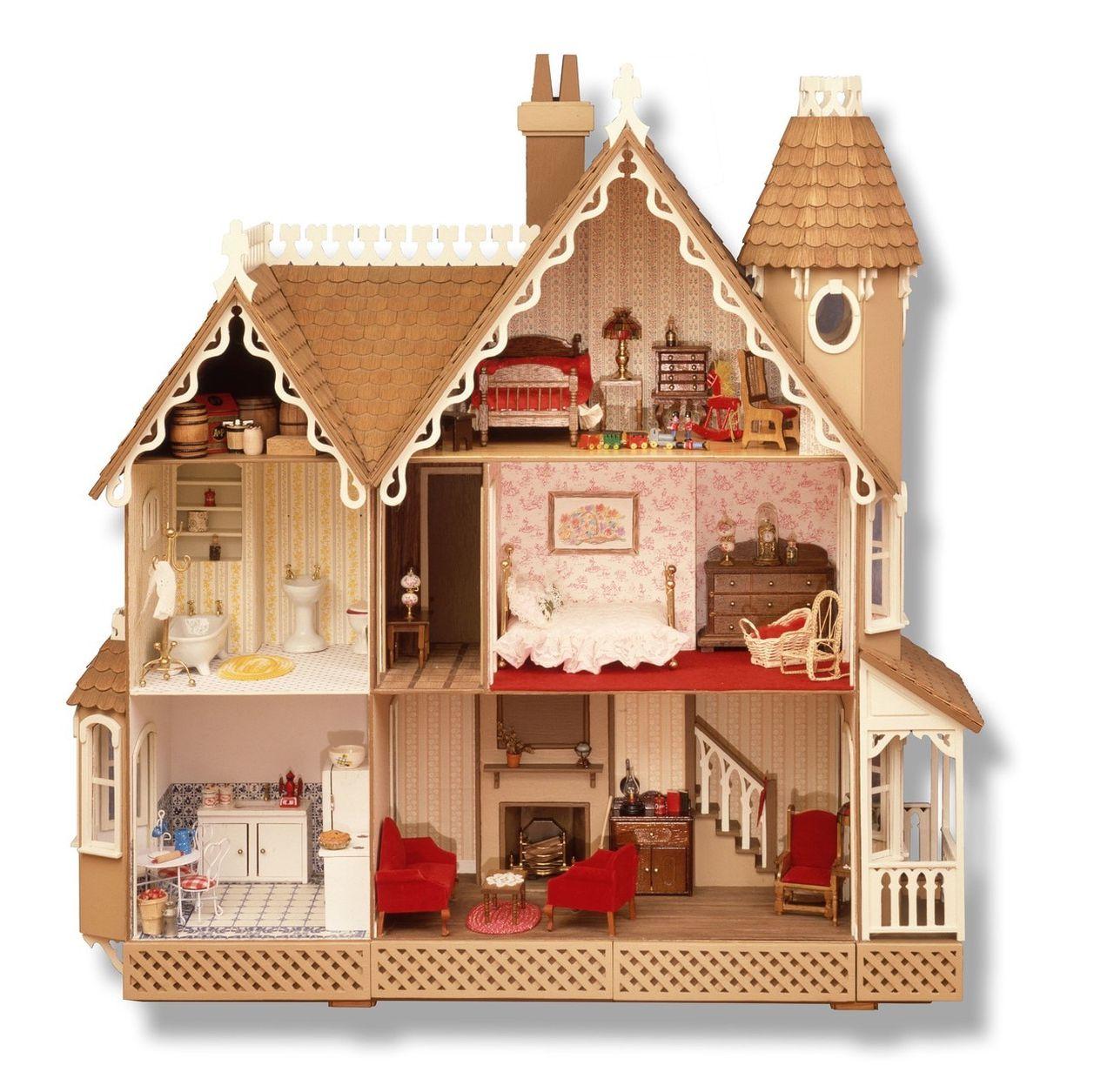 McKinley Dollhouse Kit
