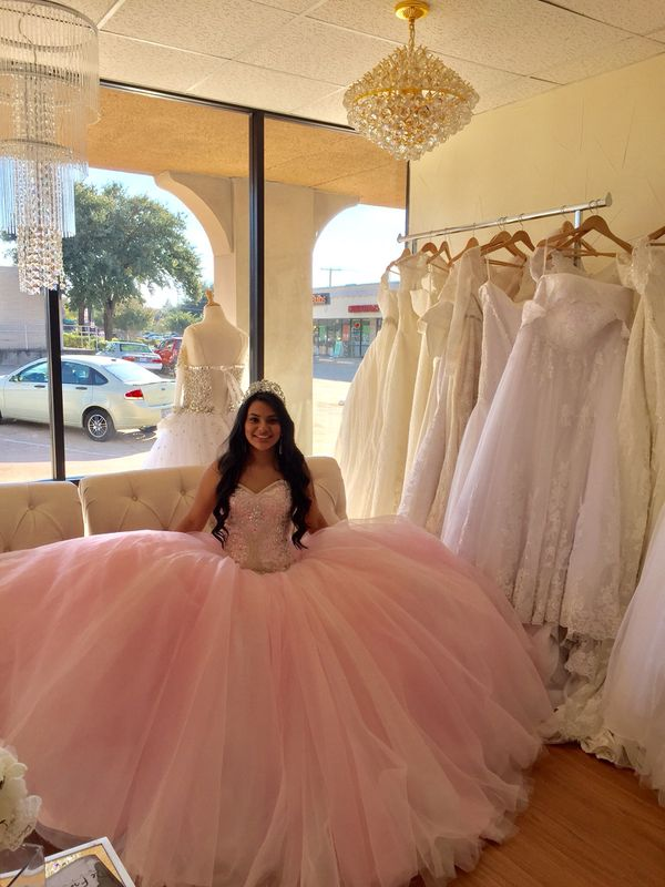 abbe6eb2a Quinceanera dress NEW all sizes all colors for Sale in Dallas