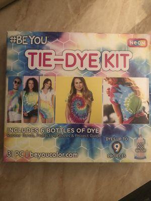 Photo Tie-Dye Kit