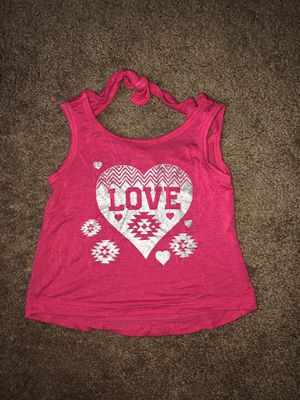 12 months girls tank top for Sale in Silver Spring, MD