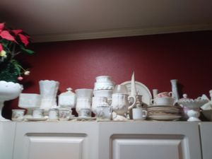 Milk glass for Sale in Kent, WA