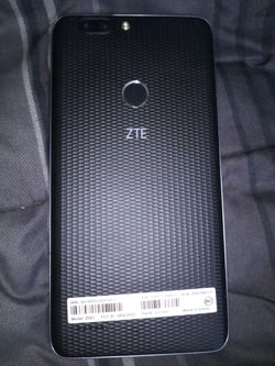 """Brand New ZTE ZBLADE MAX Smartphone."" Thumbnail"