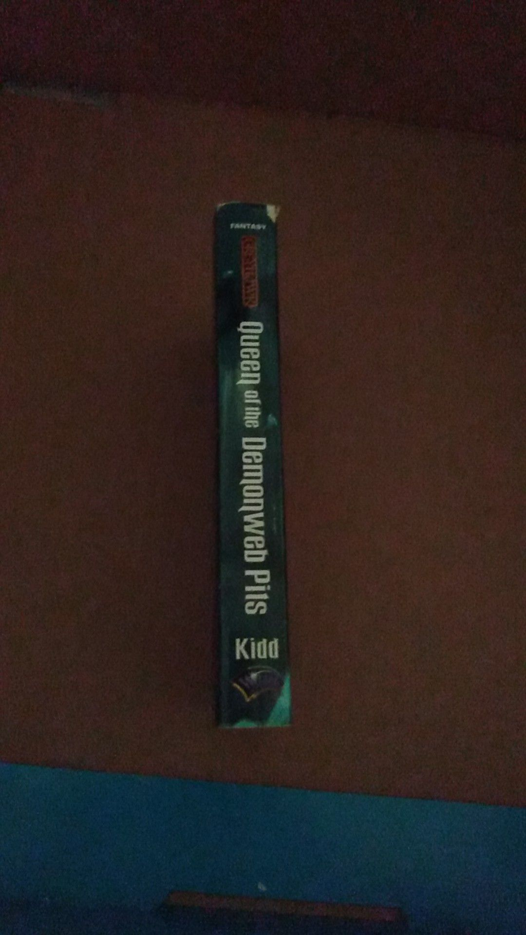 Queen of the Demonweb Pits Paperback
