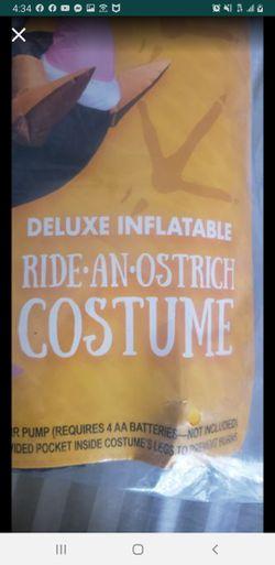 Halloween Inflatable costume Thumbnail