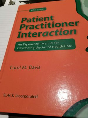 Patient Practioner Interaction 5th Edition for Sale in Tampa, FL