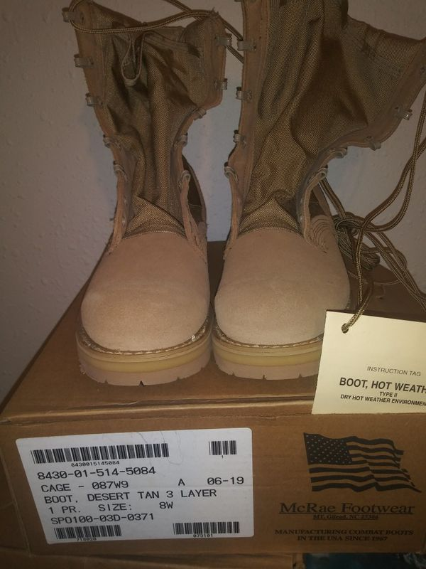 6adf9f9741d New and Used Military boots for Sale in Round Rock, TX - OfferUp