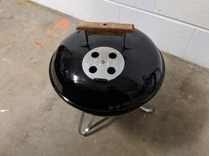 Weber Portable Charcoal Grill for Sale in Washington, DC