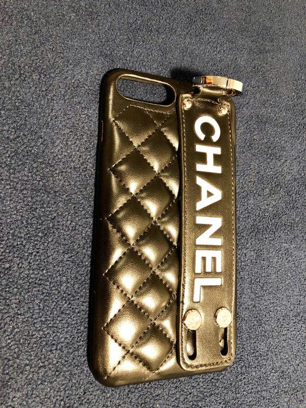 info for 8796a 3ba7c Chanel iPhone phone case iPhone 7/8 Plus for Sale in Wildomar, CA - OfferUp
