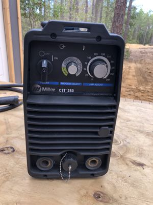 TIG/STICK WELDER Miller CST 280 for Sale in Clermont, FL