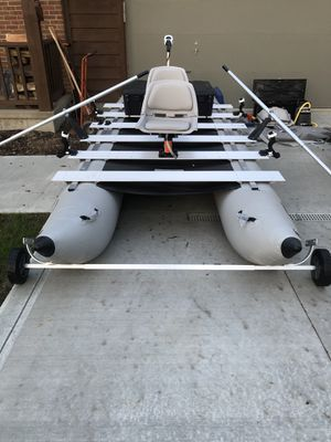 New And Used Pontoon Boat For Sale In Cleveland Oh Offerup