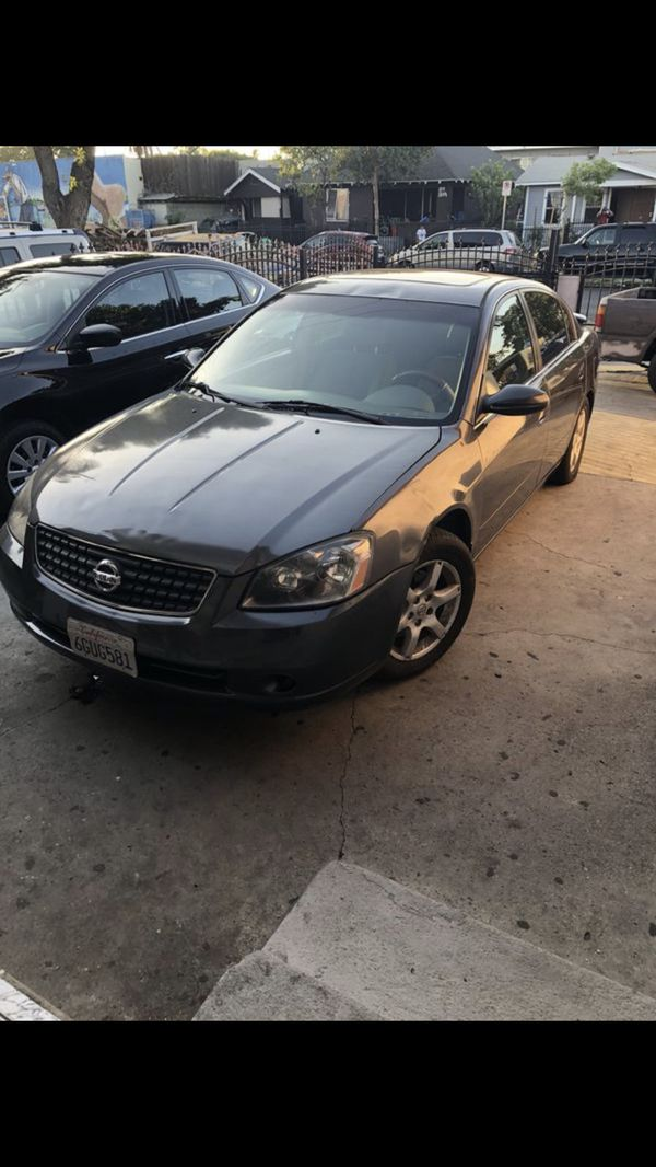 2006 nissan altima for sale in los angeles ca offerup. Black Bedroom Furniture Sets. Home Design Ideas