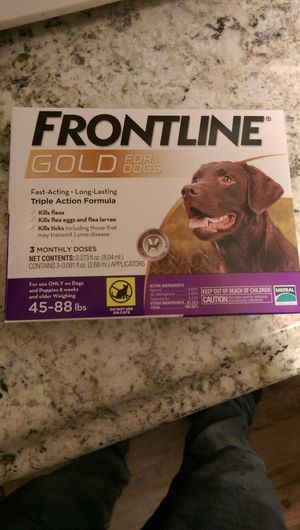 Front line new in box for Sale in Tampa, FL