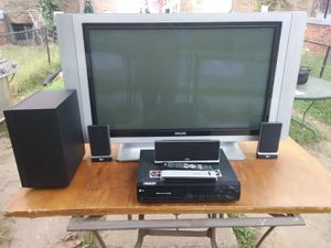 LG and Phillips home theater system for Sale in Washington, DC
