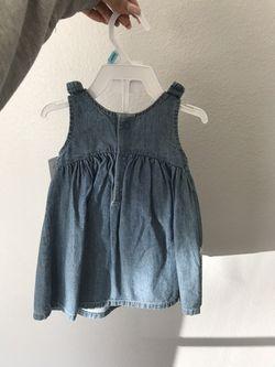 Baby girls dress Thumbnail