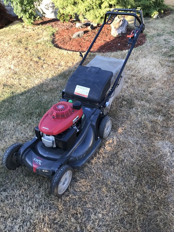 Honda HRX217 lawn mower for Sale in Tacoma, WA - OfferUp