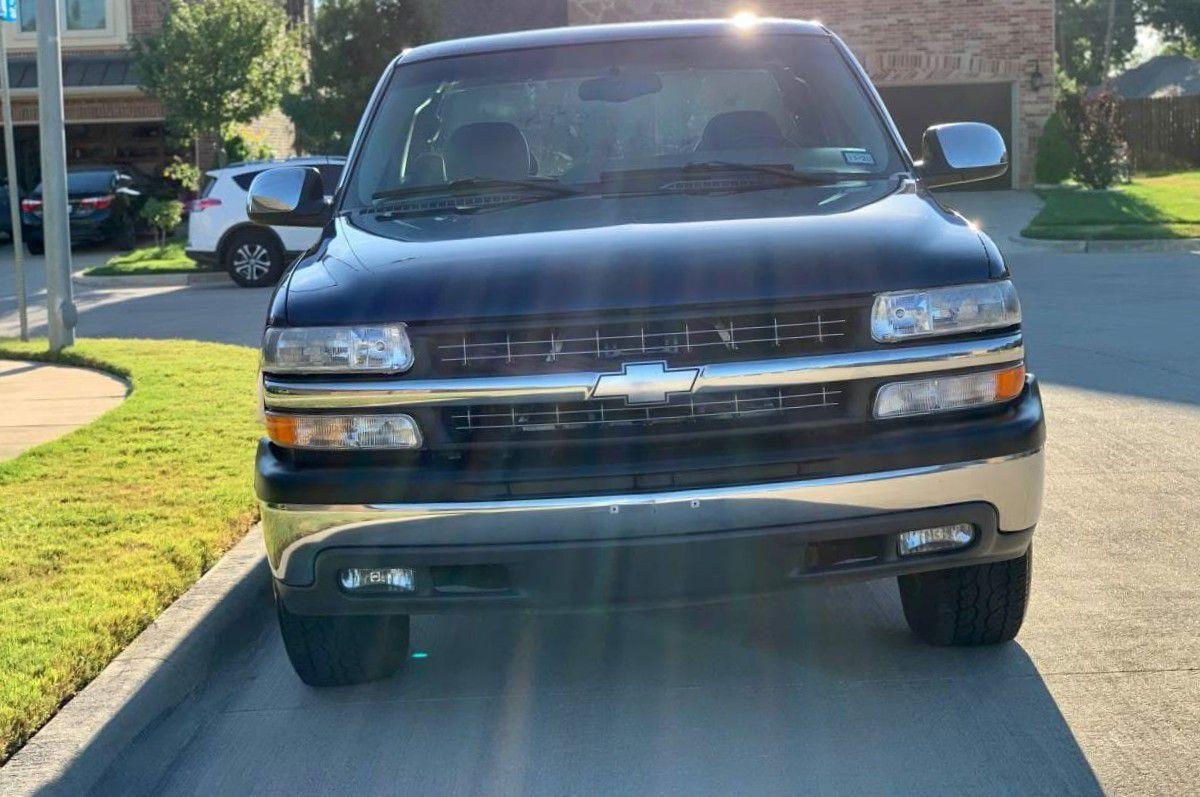 Photo Clean Carfax 2002 Chevy SILVERADO