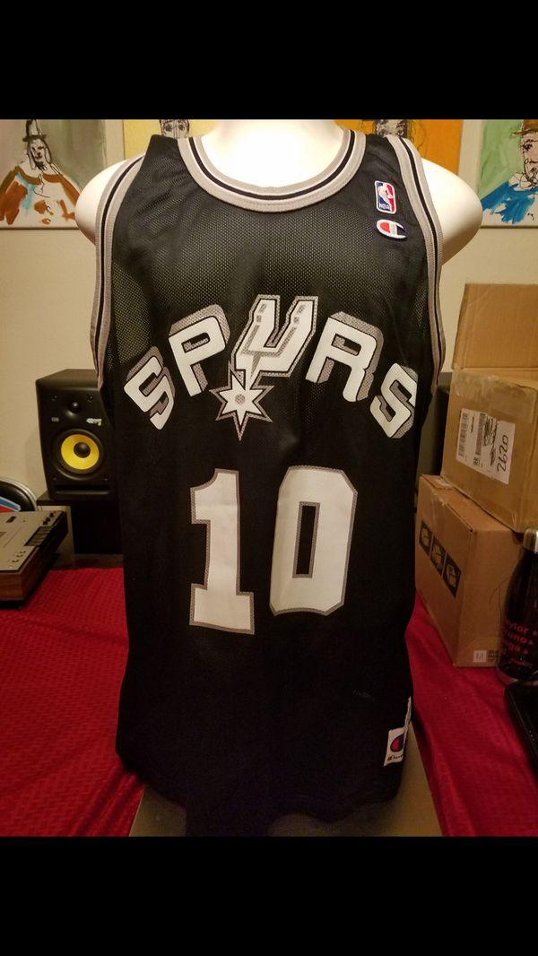 60d7f1885 Dennis Rodman vintage Champion Spurs jersey (Collectibles) in San Antonio
