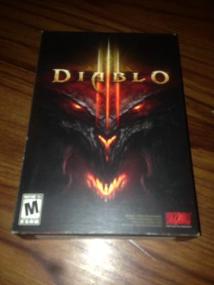 Diablo 3 PC for Sale in Los Angeles, CA